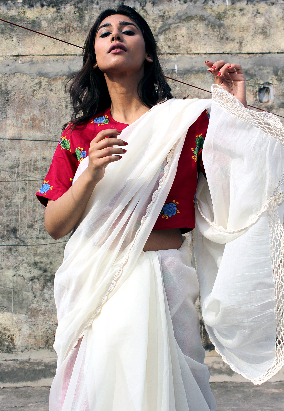 Kaveri Cotton Saree